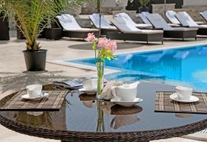 Hotel Villa le Premier, Hotels  Odessa - big - 74