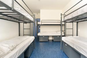 ドミトリールーム(6人部屋) 男女共用 シングルベッド1名分