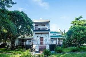 Villa Tafika Lodge, Lodge  Yangala - big - 1