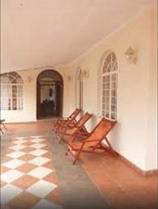Villa Tafika Lodge, Lodge  Yangala - big - 20