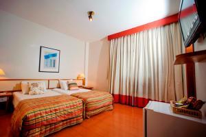 Cesar Park Hotel, Hotely  Juiz de Fora - big - 3