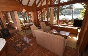 Lodge Y Cabañas Los Cisnes, Lodges  Valdivia - big - 16