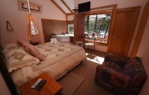 Lodge Y Cabañas Los Cisnes, Lodges  Valdivia - big - 19