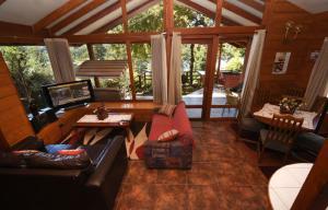 Lodge Y Cabañas Los Cisnes, Lodges  Valdivia - big - 23