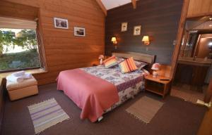 Lodge Y Cabañas Los Cisnes, Lodges  Valdivia - big - 26