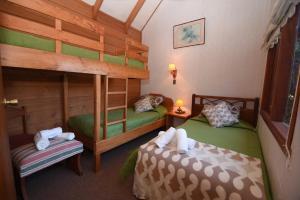 Lodge Y Cabañas Los Cisnes, Lodges  Valdivia - big - 39