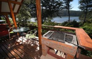 Lodge Y Cabañas Los Cisnes, Lodges  Valdivia - big - 43