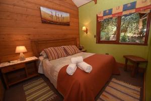 Lodge Y Cabañas Los Cisnes, Lodges  Valdivia - big - 40