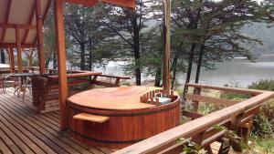 Lodge Y Cabañas Los Cisnes, Lodges  Valdivia - big - 44