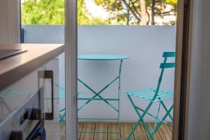 ** L Ascot - Grand Studio - Pk +Wifi, Апартаменты  Кань-сюр-Мер - big - 4