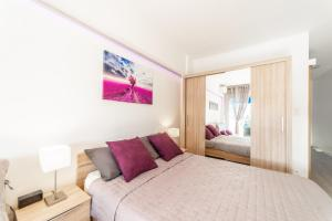** L Ascot - Grand Studio - Pk +Wifi, Апартаменты  Кань-сюр-Мер - big - 6