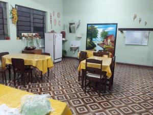 Hotel Shangri-la, Отели  Três Corações - big - 15
