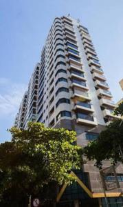 Flat Guarujá Capitania Varam, Appartamenti  Guarujá - big - 73