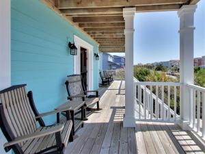 Ruffin-It, Holiday homes  Holden Beach - big - 24