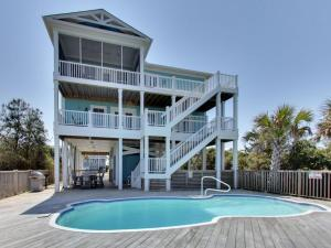 Ruffin-It, Holiday homes  Holden Beach - big - 27