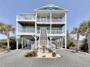 Ruffin-It, Holiday homes  Holden Beach - big - 1