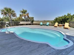 Ruffin-It, Holiday homes  Holden Beach - big - 38