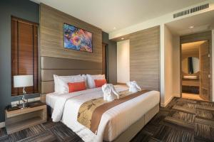 Green Ville Laguna Hotel, Hotely  Sung Noen - big - 2