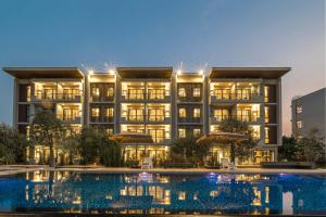 Green Ville Laguna Hotel, Hotely  Sung Noen - big - 48