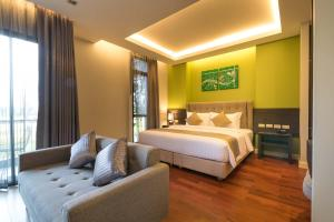 Green Ville Laguna Hotel, Hotely  Sung Noen - big - 5
