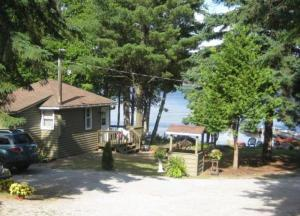 Cloverleaf Cottages, Case vacanze  Oxtongue Lake - big - 22