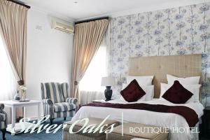 Silver Oaks Boutique Hotel, Penzióny  Durban - big - 5