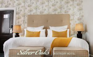 Silver Oaks Boutique Hotel, Penzióny  Durban - big - 10