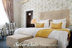 Silver Oaks Boutique Hotel, Penzióny  Durban - big - 4