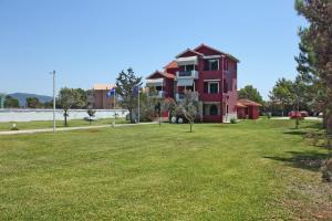 Villa Ioli, Affittacamere  Città di Lefkada - big - 52