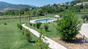 Tenuta Iannone, Vidiecke domy  Tornareccio - big - 37