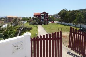 Villa Ioli, Affittacamere  Città di Lefkada - big - 54