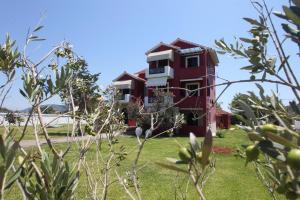 Villa Ioli, Affittacamere  Città di Lefkada - big - 55