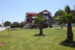 Villa Ioli, Affittacamere  Città di Lefkada - big - 50