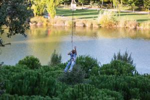 Parque dos Monges, Luxury tents  Alcobaça - big - 39