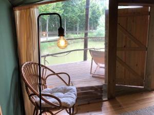 Parque dos Monges, Zelt-Lodges  Alcobaça - big - 30