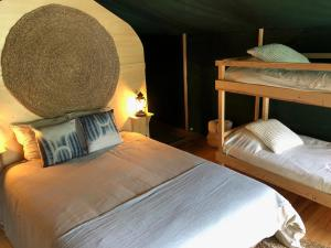 Parque dos Monges, Luxury tents  Alcobaça - big - 6