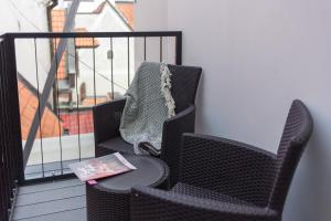 Copper Residence, Apartments  Rīga - big - 13