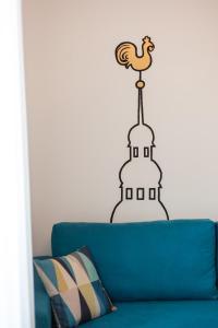 Copper Residence, Apartments  Rīga - big - 6