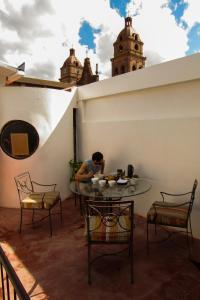 Nomad Hostel, Хостелы  Санта-Крус-де-ла-Сьерра - big - 35