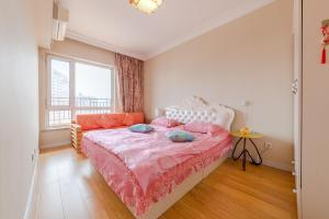 Dalian Aegean Sea Apartment, Apartmanok  Csincsou - big - 4