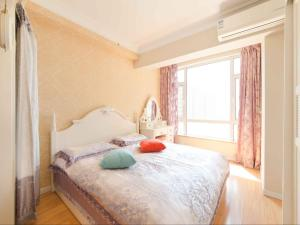 Aiqinhai ApartHotel, Апартаменты  Jinzhou - big - 5