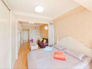 Dalian Aegean Sea Apartment, Apartmanok  Csincsou - big - 13
