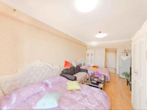 Aiqinhai ApartHotel, Апартаменты  Jinzhou - big - 15