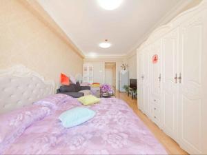 Aiqinhai ApartHotel, Апартаменты  Jinzhou - big - 16