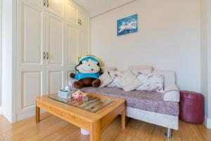 Aiqinhai ApartHotel, Апартаменты  Jinzhou - big - 24