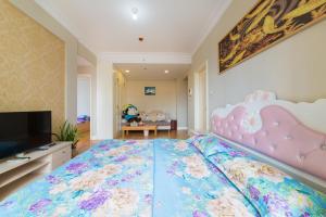 Aiqinhai ApartHotel, Апартаменты  Jinzhou - big - 34