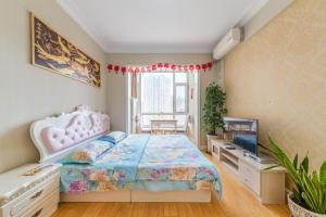 Dalian Aegean Sea Apartment, Apartmanok  Csincsou - big - 36