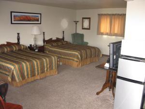 Rustlers Inn, Мотели  Prineville - big - 15