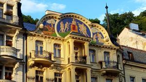 Holiday Apartment II, Appartamenti  Karlovy Vary - big - 40
