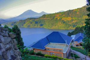 Lake Mulehe Gorilla Lodge, Chaty  Kisoro - big - 23